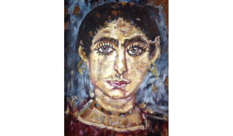 Portrait de Fayoum