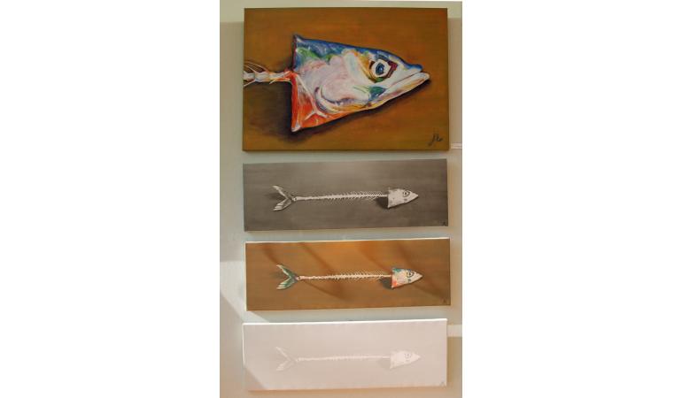 Déclinaison de poissons